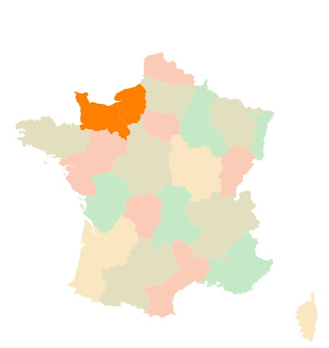 Local image of Normandy
