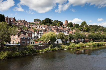 Local image of Shropshire