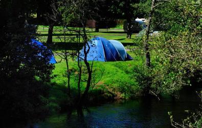 Stirling - Campsite - Cobleland Caravan & Camping Site