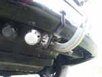 removable towbar