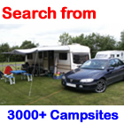 Search for Caravan Sites and campsites
