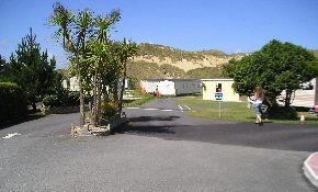 Cornwall - Campsite - Atlantic Coast Caravan Park