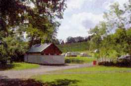 Antrim - Campsite - Carnfunnock Country Park