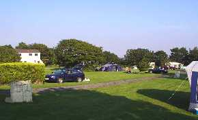 Cornwall - Campsite - East Thorne Touring Park