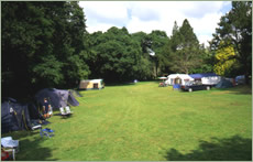 Cornwall - Campsite - Ruthern Valley Holidays