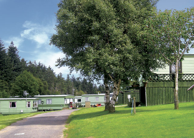 Excellent Riverside Country Park Wooler Northumberland  Pitchupcom